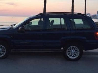 used Jeep Grand Cherokee 2.7CRD Limited