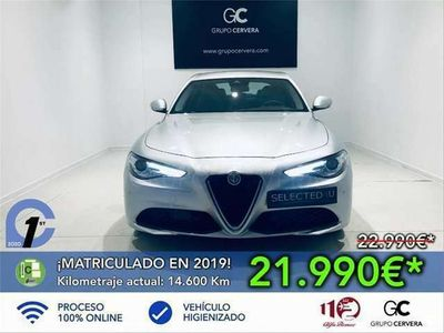 usado Alfa Romeo Giulia 2.2 Diesel Super Aut. 180