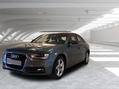 usado Audi A4 2.0 TDI clean diesel 190cv S line edit