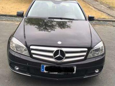 usado Mercedes C320 CDI Avantgarde 4M 7G (14.75)
