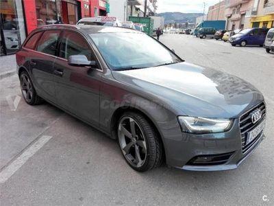 usado Audi A4 Avant 2.0 Tdi 143cv Multitronic 5p. -12