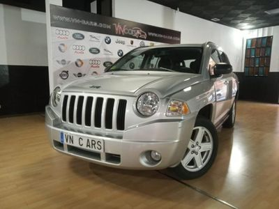 used Jeep Compass 2.2CRD Limited 4x4 163