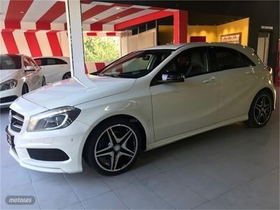 used Mercedes A220 Clase ACDI Aut. AMG Line