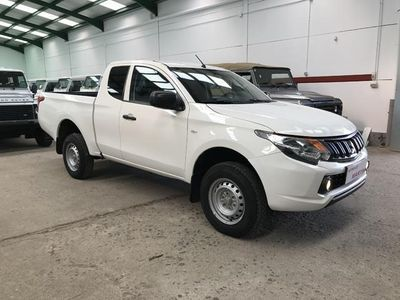 gebraucht Mitsubishi L200 Pick Up 2.5 DI-D 113 kW (154 CV)