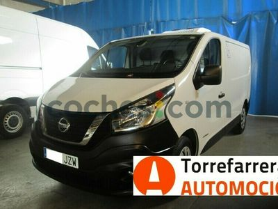 usado Nissan NV300 Nv300Furgón 1.6dci L1h1 1t Comfort 120 120 cv en Lleida