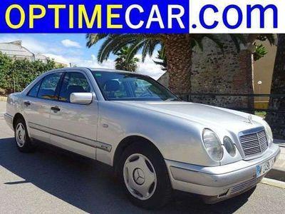 usado Mercedes E240 ClaseClassic