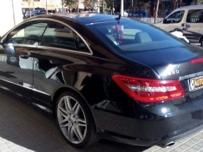 usado Mercedes E350 Coupé CDI BE 7G Plus AMG