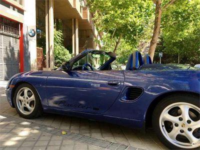 usado Porsche Boxster Soul