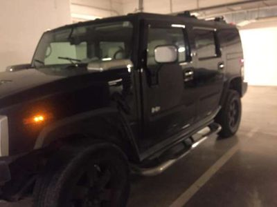 usado Hummer H2 V8 Luxury