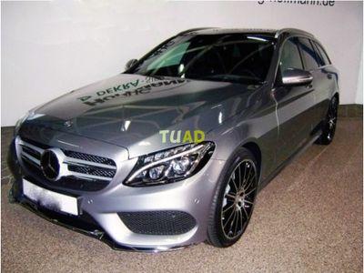 usado Mercedes 250 Clase C EstateCDI AMG