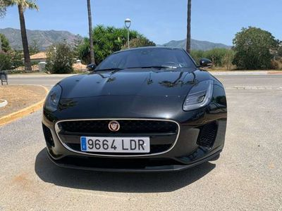 usado Jaguar F-Type Coupe P300 Aut.