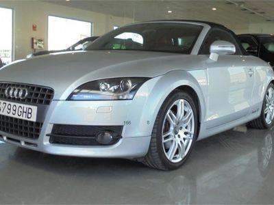 brugt Audi TT Roadster 2.0 TFSI