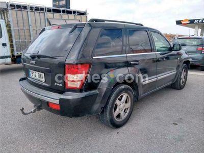 usado Jeep Grand Cherokee 3.0crd Limited Executive Aut. 218 cv en Teruel