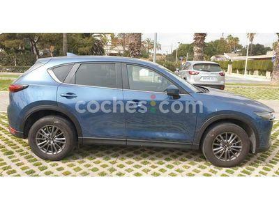 usado Mazda CX-5 Cx-52.2 Skyactiv-d Evolution 2wd Aut. 110kw 150 cv en Castellon