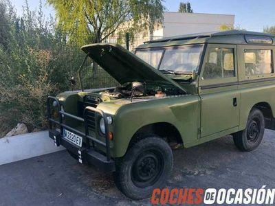 usado Land Rover Defender CLASICO 1981 7 ASIENTOS, Segunda Mano, Madrid