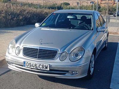 usado Mercedes E320 Clase
