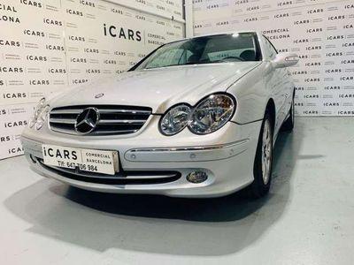 usado Mercedes CLK240 CLK Clase