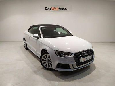 usado Audi A3 Cabriolet 1.6TDI Design Edition 81kW
