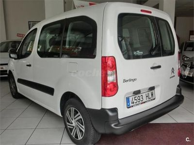 usado Citroën Berlingo 1.6 Hdi 75 Tonic 4p. -12
