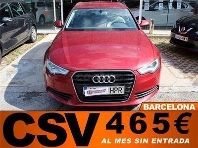 usado Audi A6 3.0 TDI Multitronic 150 kW 204 CV