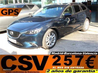 brugt Mazda 6 2.2 DE WAGON Style+110 kW (150 CV)