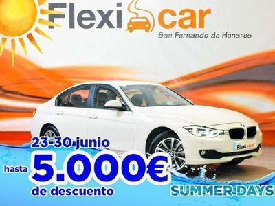 usado BMW 320 Serie 3 d Auto., Segunda Mano, Madrid