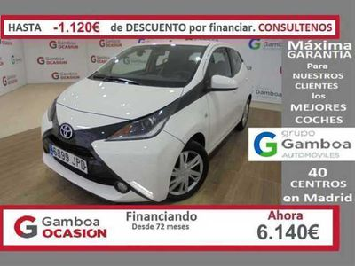 brugt Toyota Aygo 1.0 WT-i X-Play 5P