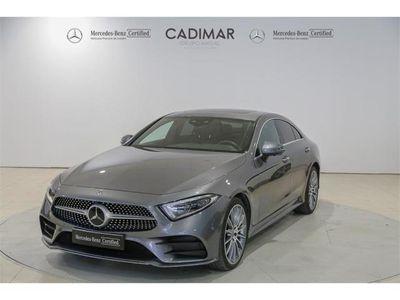 usado Mercedes CLS350 d 4Matic Aut.