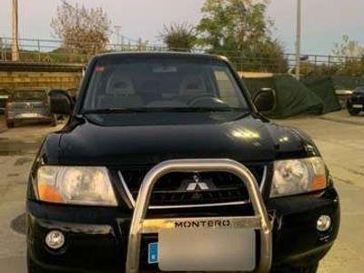 usado Mitsubishi Montero 3.2DI-D Intense Dakar