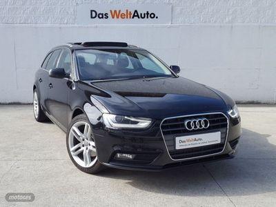 usado Audi A4 2.0TDI DPF S line edition 150