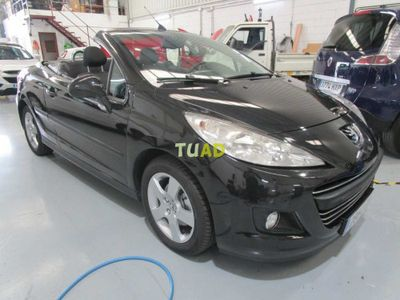 usado Peugeot 207 CC 1.6 HDI 110 CV DESCAPOTABLE