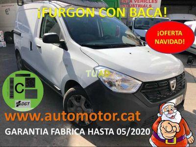 usado Dacia Dokker Van Ambiance dCi 55kW 75CV 2017