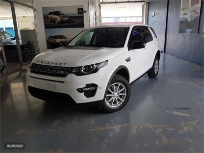 used Land Rover Discovery 2.0L TD4 110kW 150CV 4x4 Pure