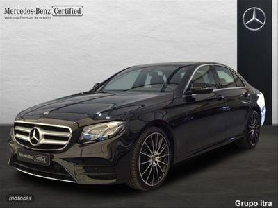 usado Mercedes E300 Clase E