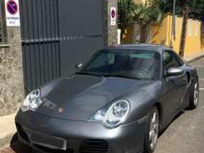 usado Porsche 911 Turbo Cabriolet