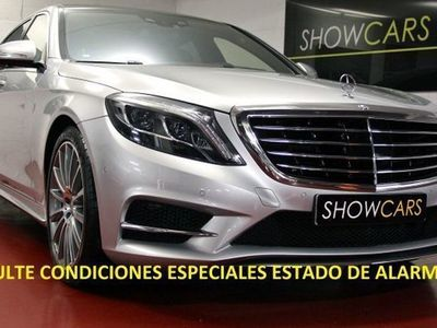 usado Mercedes S500 Clasee Largo