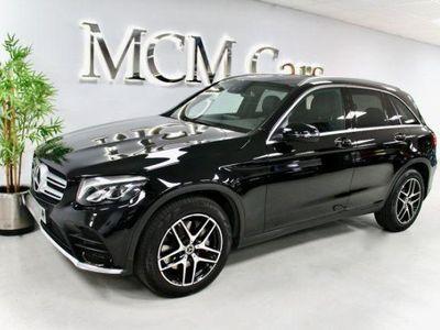 usado Mercedes GLC250 4Matic (9.75) Aut.