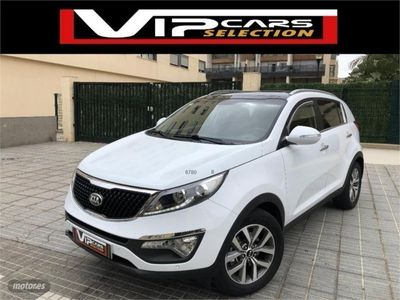 used Kia Sportage 1.7 CRDI VGT Drive Plus Pack Vision 4x2