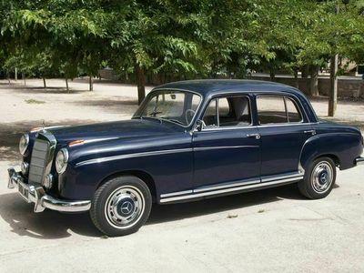 usado Mercedes 220 S 1956