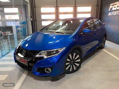 usado Honda Civic 1.6 iDTEC Elegance