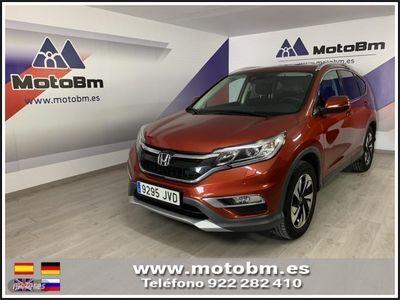 brugt Honda CR-V 2.0 iVTEC Elegance