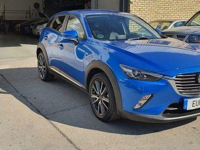usado Mazda CX-3 1.5D Style+ Navegador 2WD