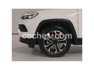 usado Jeep Compass 1.3 Phev Limited Eawd Aut. 190 190 cv en Burgos