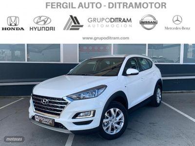 usado Hyundai Tucson 1.6CRDI 48V SLE 4x2