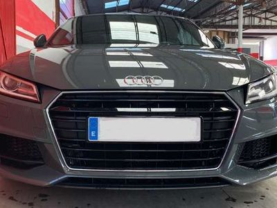 usado Audi TT Coupé 2.0TDI S line edition