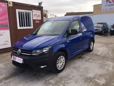usado VW Caddy Beach 2.0 TDI BMT 102 CV