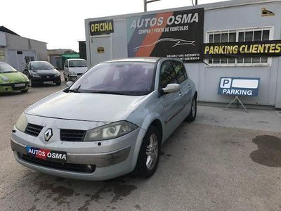used Renault Mégane 1.9DCi Confort Expression