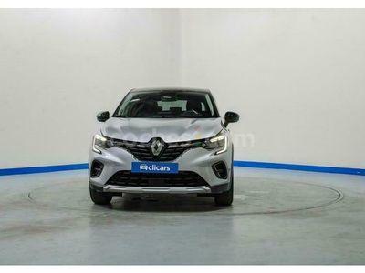 usado Renault Captur E-tech Híbrido Enchufable Zen 117kw 160 cv