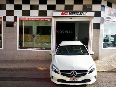 second-hand Mercedes A180 Clase Ad AMG Line
