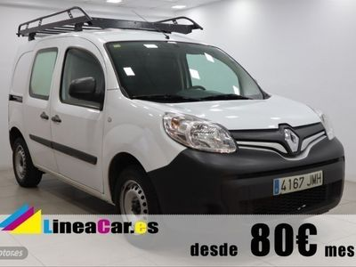 usado Renault Kangoo Profesional Maxi 2p dCi 90 Euro 6